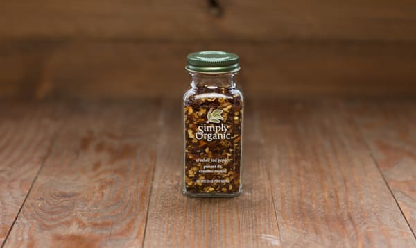 Organic Crushed Red Pepper