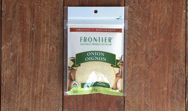 Organic Onion Granules