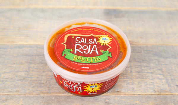 Mild Salsa Roja