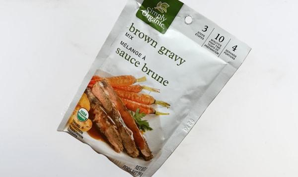 Organic Brown Gravy Mix