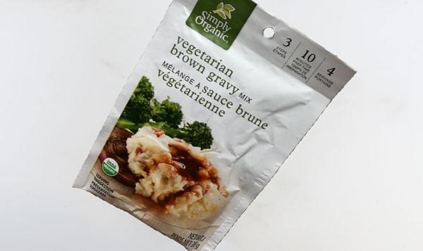 Organic Vegetarian Brown Gravy Mix