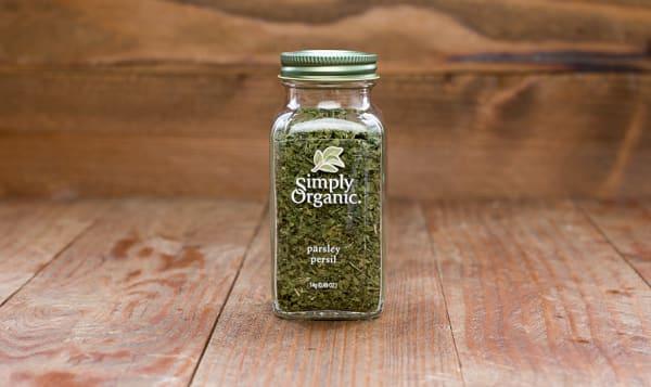 Organic Parsley Flakes