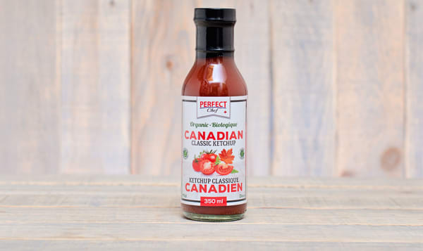 Organic Canadian Classic Ketchup