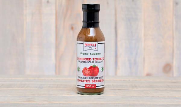 Organic Sundried Tomato Balsamic Salad Dressing