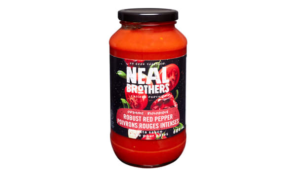 Organic Robust Red Pepper Pasta Sauce