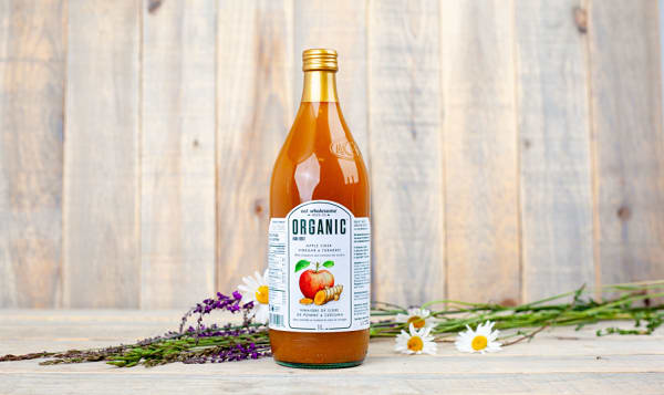 Apple Cider Vinegar & Turmeric