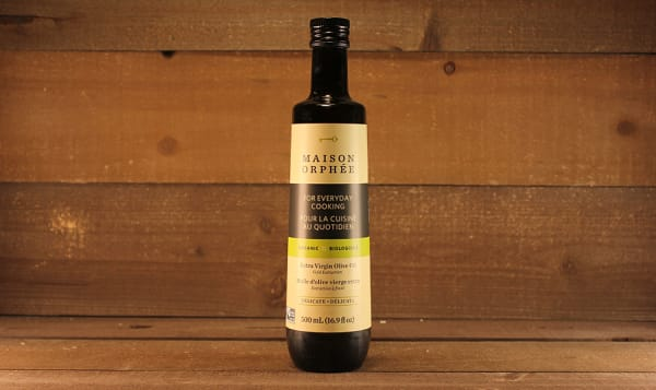 Organic Extra Virgin Olive Oil - Delicate