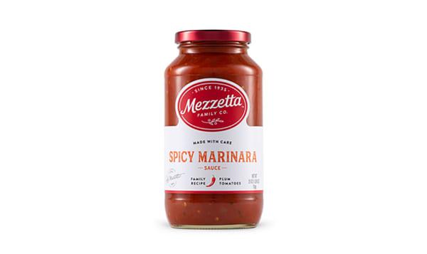 Napa Valley Spicy Marinara Pasta Sauce