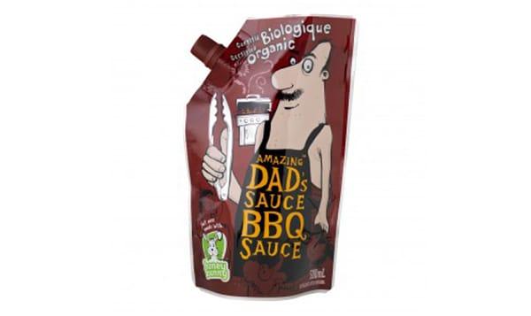 Organic Amazing Dads BBQ Sauce
