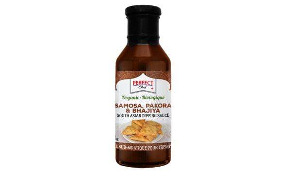 Organic Samosa Indian Dipping Sauce