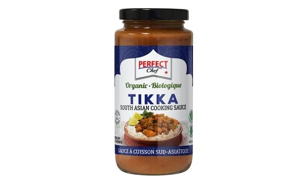 Organic Tikka Sauce - Medium Heat