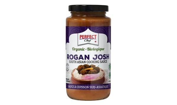 Organic Rogan Josh Sauce - Medium Heat