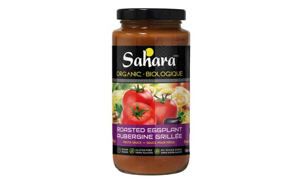 Organic Roasted Eggplant Mild Pasta Sauce