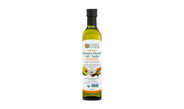 Safflower, Avocado & Coconut Oil Blend