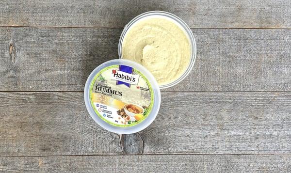 Beirut Syle Hummus