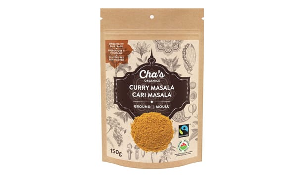 Organic Curry Masala, Ground