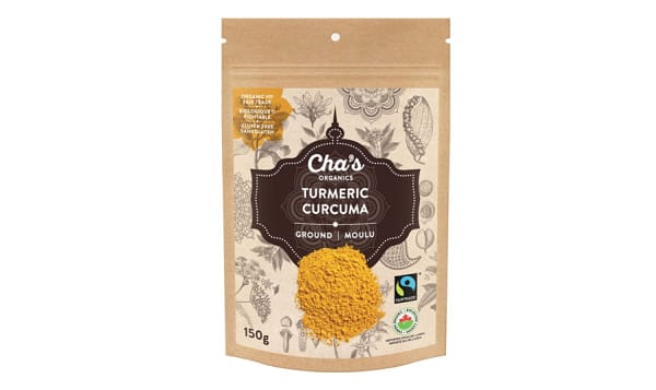 Organic Turmeric, Ground