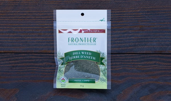 Organic Dill Weed Flakes