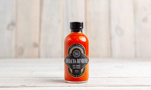 Chili Garlic Sriracha Sauce
