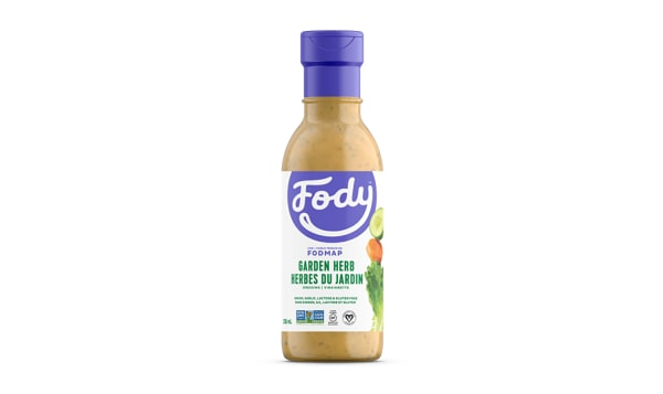 Garden Herb Salad Dressing - Low FODMAP!
