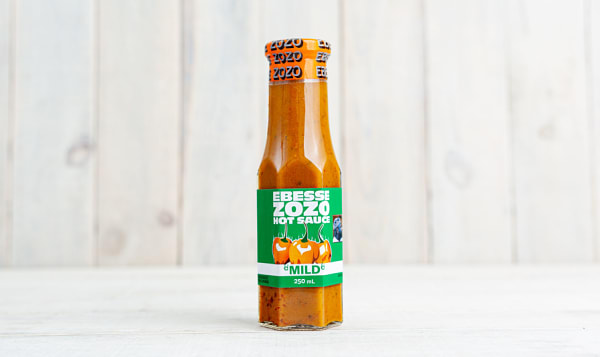 Mild Green Hot Sauce