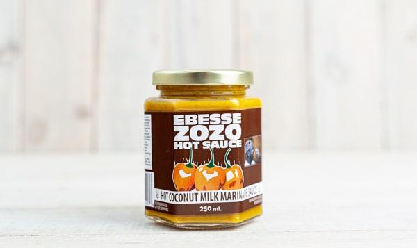 Coconut Marinade Sauce - Hot