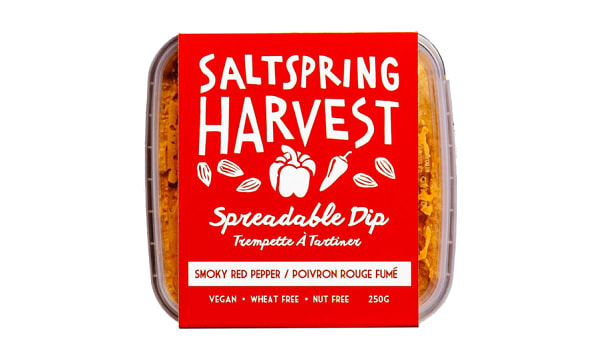 Smoky Red Pepper Spreadable Dip