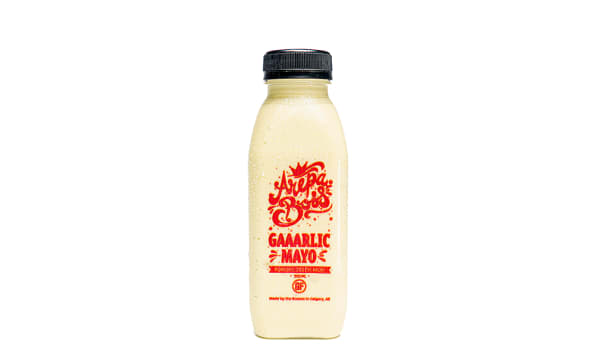 Gaaarlic Mayo Sauce