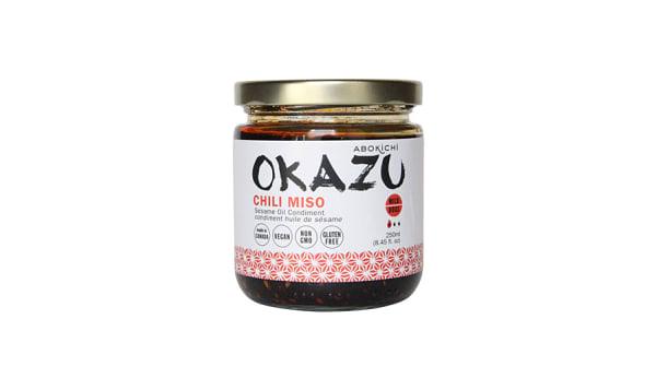 Okazu Chili Miso Oil