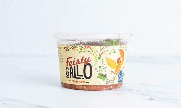 Fresh Pico de Gallo, Mild - Feisty Gallo