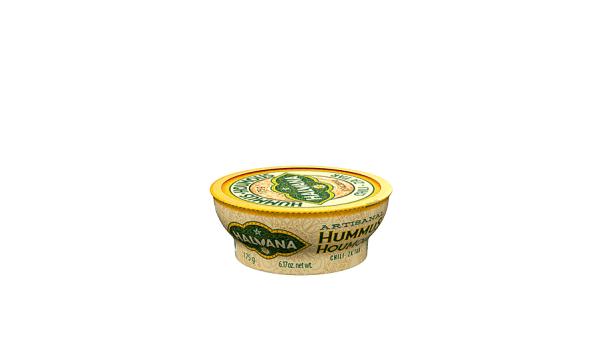 Hot Chilli Hummus