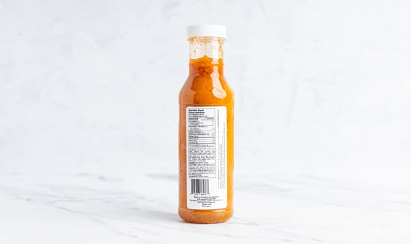 Charred Jalapeno + Tomato Dressing
