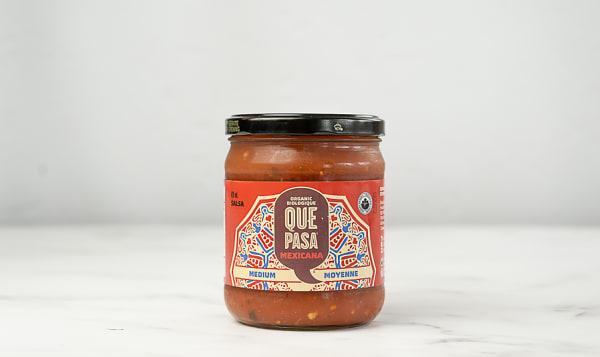 Salsa Mexicana, Medium