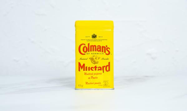 Double Superfine Mustard Powder