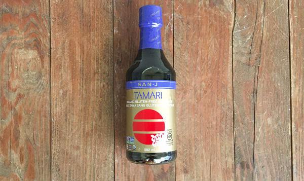 Organic Tamari (Wheat-Free Soy Sauce)