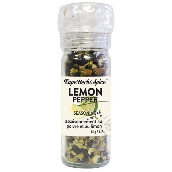 Lemon Pepper Grinder