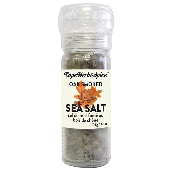 Smoked Sea Salt Grinder