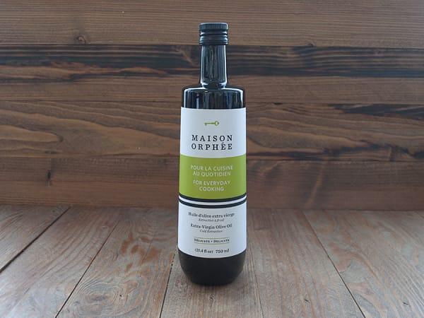 Delicate Extra Virgin Olive Oil