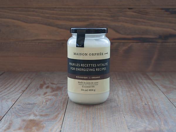 Organic Neutral Taste Coconut Oil