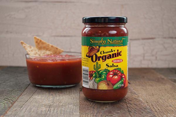 Organic Salsa, Mild