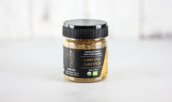 Organic Curry Powder