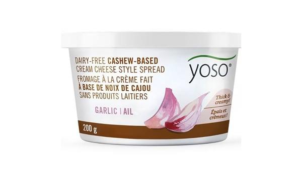 Cashew Based Cream Cheese Spread Garlic