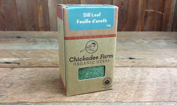 Organic Dill Leaf