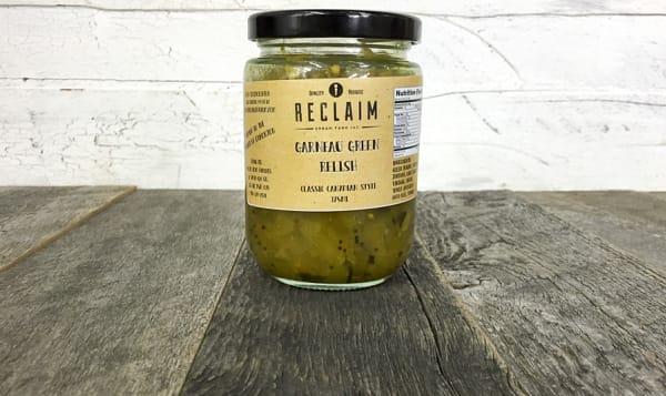 Garneau Green Relish