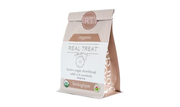 Organic Brown Sugar Shortbread