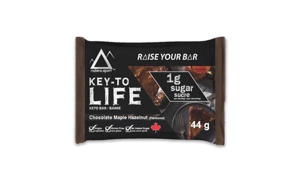 Keto Bar - Chocolate Maple Hazelnut