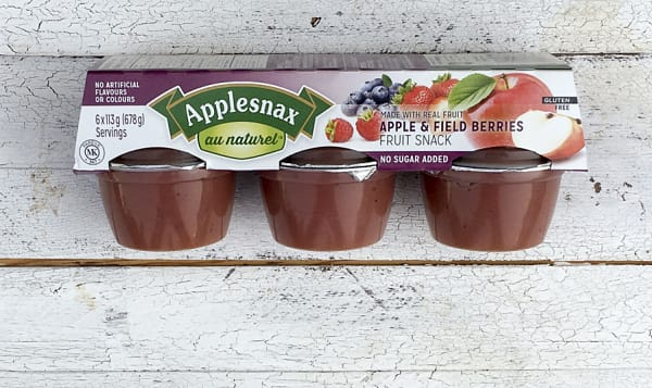 Apple & Field Berry Cups