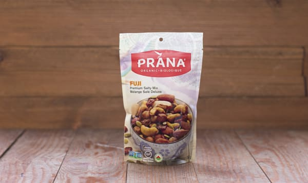 Organic Fuji - Premium Salty Trail Mix