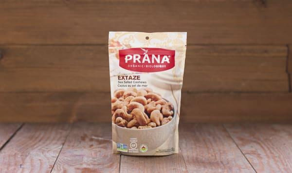 Organic Oil-Free Sea Salted Cashews