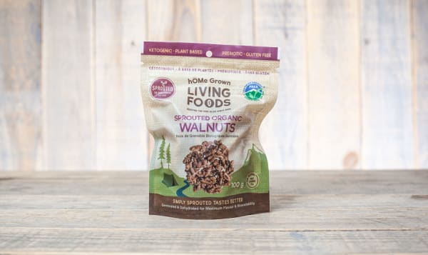 Organic Sprouted Walnuts